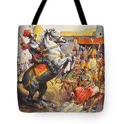 Incas Tote Bag