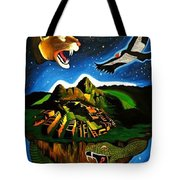 Inca's Trilogy II Tote Bag