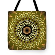 Incendia Kaleidoscope Tote Bag
