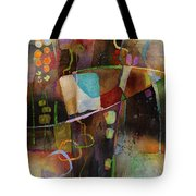 Incipient Bloom Tote Bag