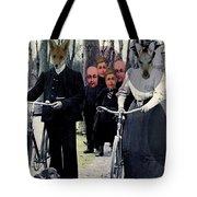 Incognito Tote Bag