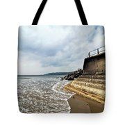 Incoming Tide - Charmouth Tote Bag