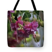 Incredible Fuschia Tote Bag