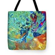 Incursion Tote Bag