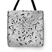 Incursion Tote Bag