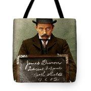 Indecent Exposure Tote Bag