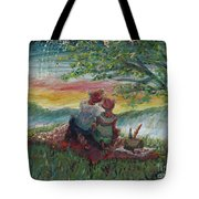 Independance Day Pignic Tote Bag