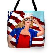 Independent Summer Tote Bag
