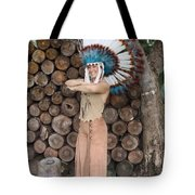 Indian 020 Tote Bag
