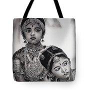 Indian Adornment Tote Bag