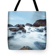 Indian Beach At Ecola State Park, Oregon  Tote Bag