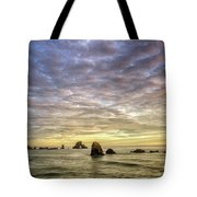 Indian Beach Tote Bag