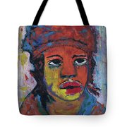 Indian Boy Tote Bag