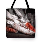 Indian Corn Still Life Tote Bag
