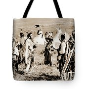 Indian Council Tote Bag