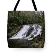 Indian Creek Falls 2 Tote Bag