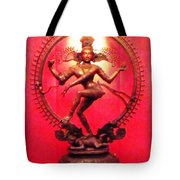 Indian Deity Tote Bag