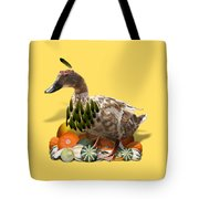 Indian Duck Tote Bag