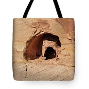 Indian Dwelling Canyon De Chelly Tote Bag