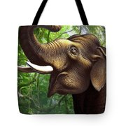 Indian Elephant 1 Tote Bag