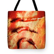 Indian Food Seasoning And Spices Tote Bag