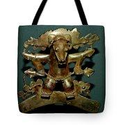 Indian Gold Tote Bag