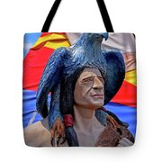 Indian Leader 001 Tote Bag