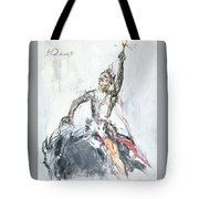 Indian Majesty Tote Bag