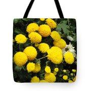 Indian Mums - Yellow Chaamanthi Tote Bag