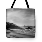Indian Point Beach - Oregon Coast Tote Bag