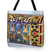 Indian Portuguese Chest Tote Bag