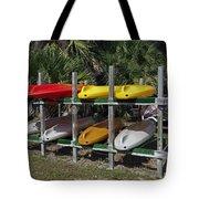 Indian River In Florida Tote Bag