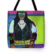 Indian Sniper By Nixo Tote Bag