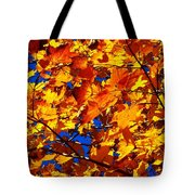 Indian Summer ... Tote Bag