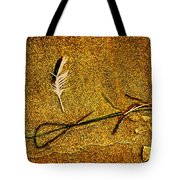 Indian Summer Zen Tote Bag