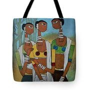 Indian Tribal  Tote Bag