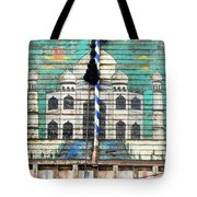 Indian Truck Art 3 - Taj Mahal Tote Bag