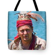 Indian Vii  6681 Tote Bag