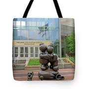 Indiana Convention Center Tote Bag