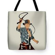 Indiana Jones - Harrison Ford Tote Bag