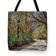 Indiana Monon Trail Tote Bag
