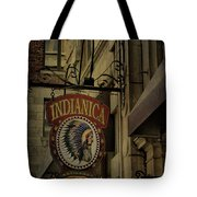 Indianica Montreal Tote Bag