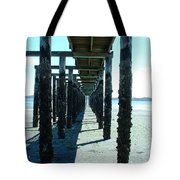 Indianola Washington Dock 2 Tote Bag