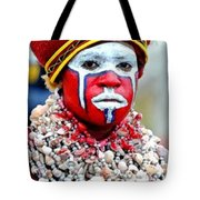 Indigenous Woman L B Tote Bag