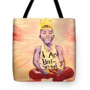 Indigo Melanin Tote Bag