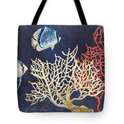 Indigo Ocean - Silence Of The Deep Tote Bag