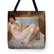 Indolence Tote Bag by Guillaume Seignac