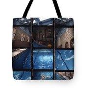 Indoor Pool Tote Bag