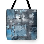 Industrial Abstract - 10t Tote Bag