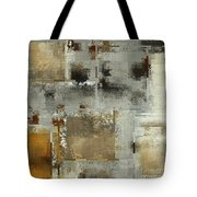 Industrial Abstract - 24t Tote Bag